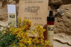 olio di iperico naturale